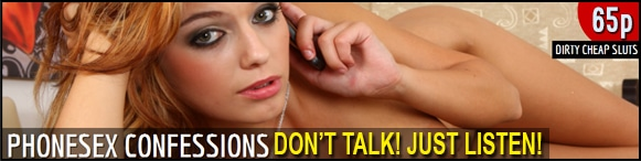 phone sex confessions